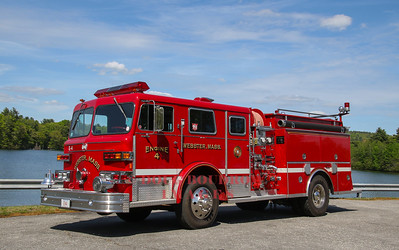 Tri State Firefighter's Meet Webster, MA 5-21-17