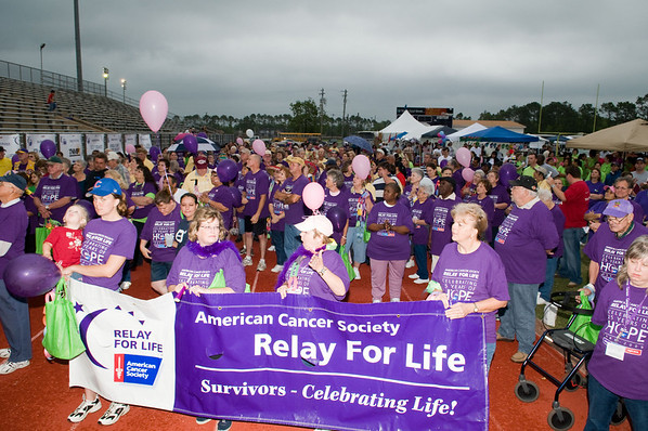 Relay For Life 2009-South Brazoria County