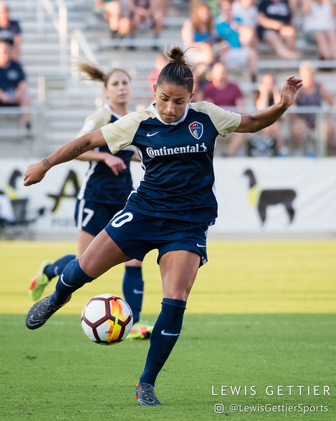 NWSL Regular Season - NC Courage vs Washington Spirit