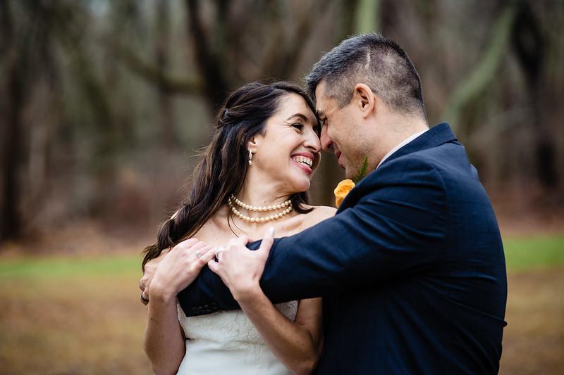 lucrecia and Gary wedding