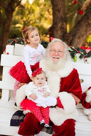 Carter-Nicole - Santa 2018