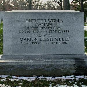 Wells' Grave