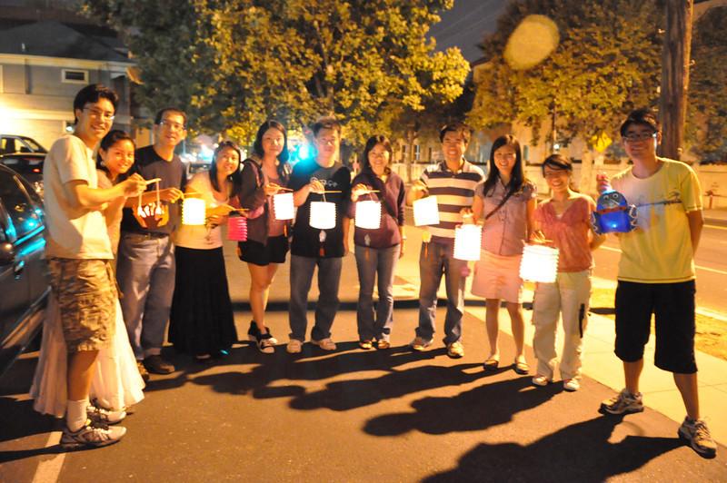 Mid Autumn Party 2011/09/10