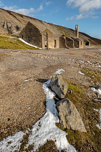 Old Gang Mines, Reeth High Moor