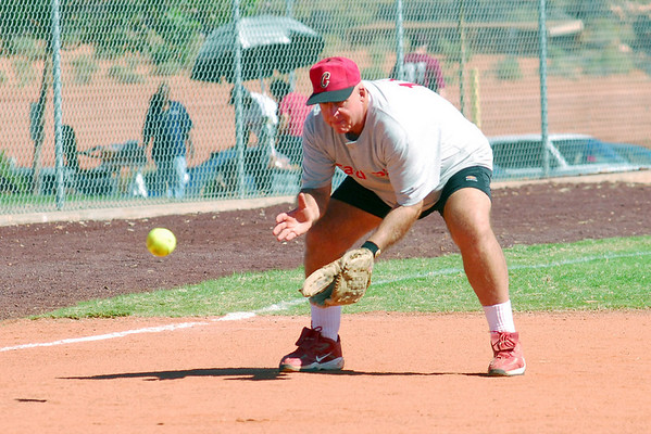 Diamonds vs Catch 22 - Huntsman Games 2007