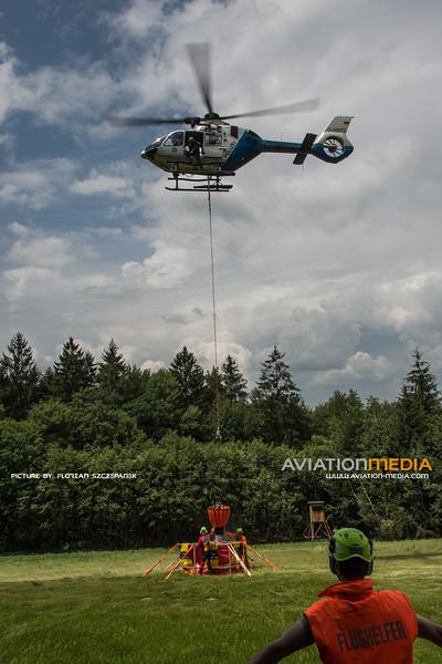 Polizei Bayern / Eurocopter EC-135 P2+ / D-HBPD
