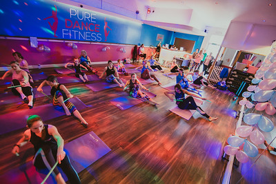Pure Dance Fitness Fundraiser