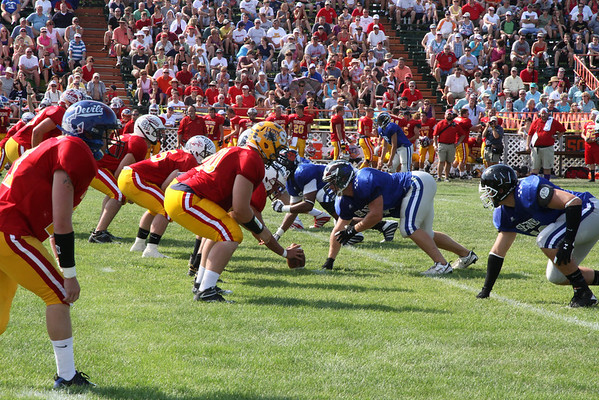 Lobster Bowl Classic 2011 - East-West All Star Football