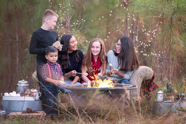 Campfire mini Nov 2018 Castillo