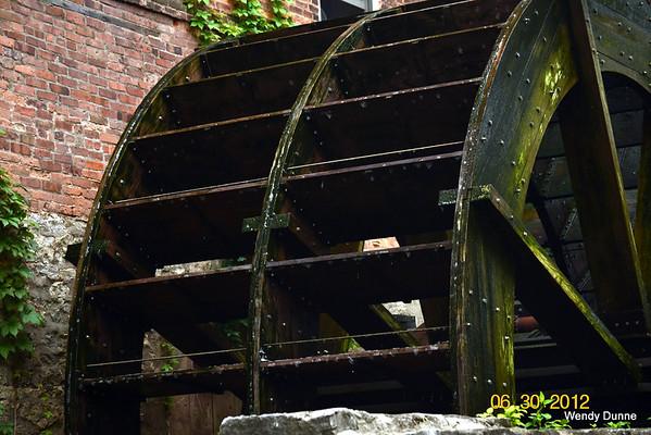 Graue Mill Hinsdale, June 2012