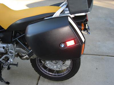 2003 BMW R1150GSA