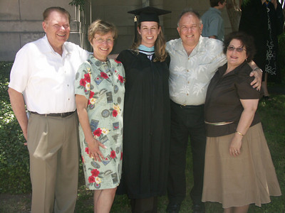 Julie's Graduation