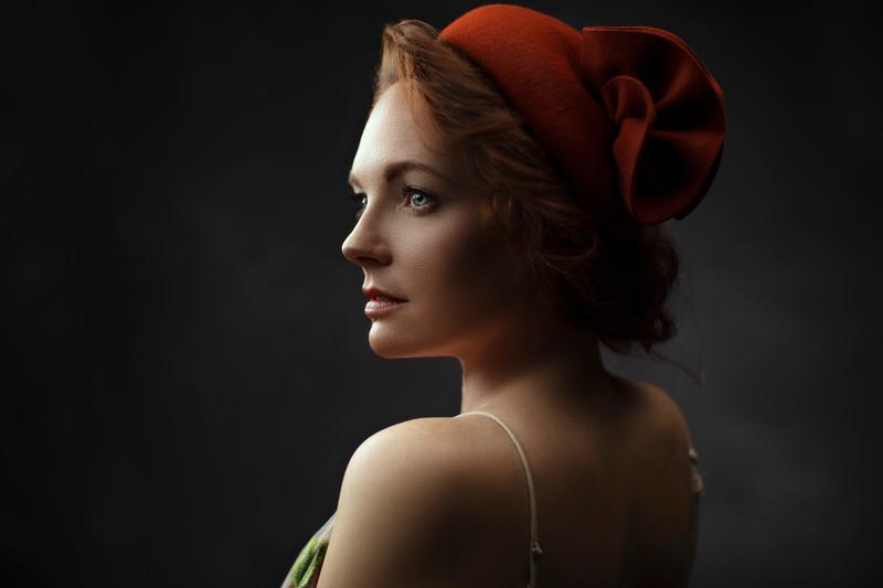 Laura Portrait Session