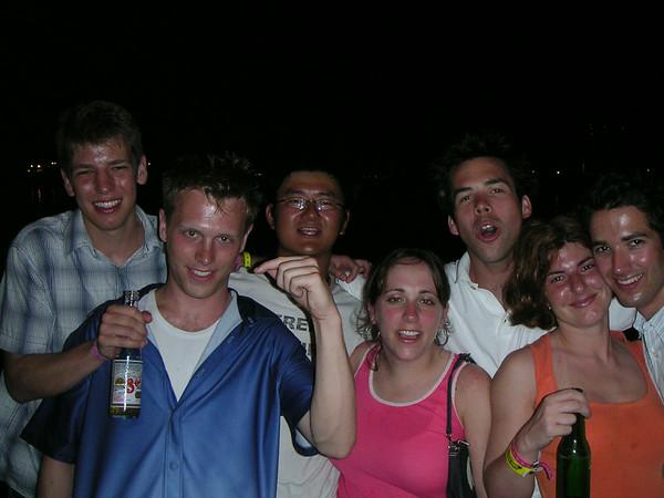 Sr. Frogs Cancun 2004