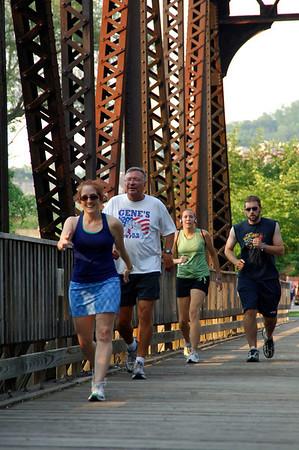 Twilight 5 M Run and 2 M Walk - MAGP Endurance #6