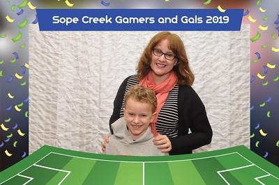 Sope Creek Gamers and Gals Dance-1/26/2019