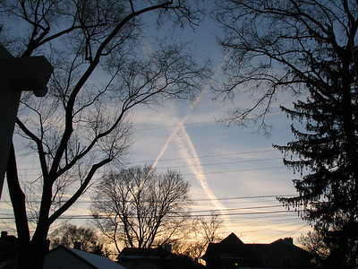 Dayton sunrises and sunsets 2011