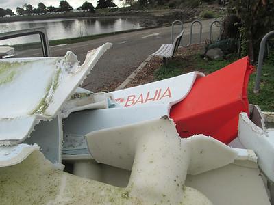 Recycling Bahia Hulls