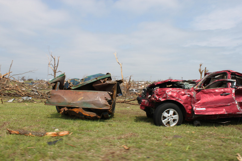Joplin Missouri Tornado Damage May 22, 2011