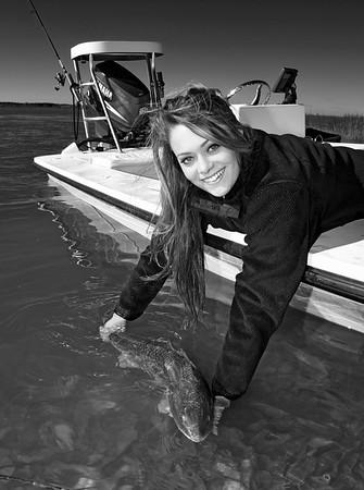 Charleston Fishing Adventures January 2016