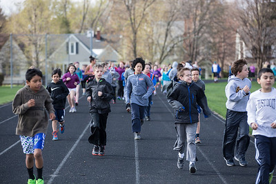 Lower School Track and Field Day 2014