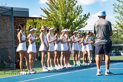 JHS Girls Tennis 2021