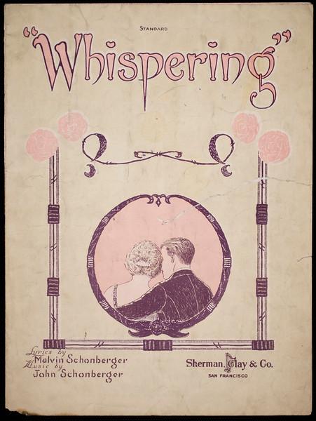 Whispering: standard