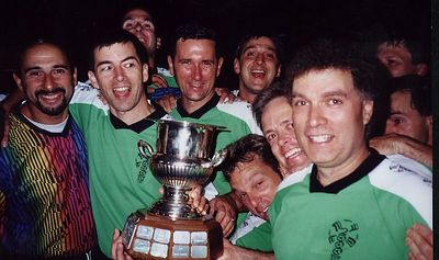 Rovers 2000 Champs