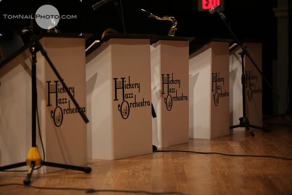 Hickory Jazz Orchestra 1-18-14