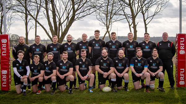 Kesteven RFC Squad Photos 2019