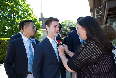Portsmouth Abbey Commencement 2019