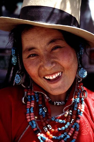 Llasa, Tibet, China 1995