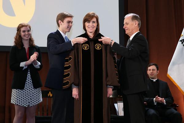 Adelphi | Presidential Inauguration of Christine M. Riordan