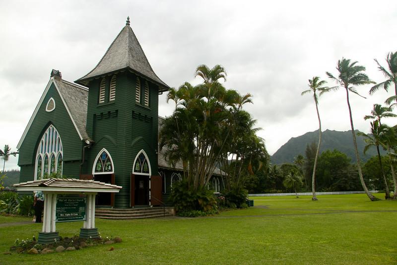 United Church of Chirst, Hanalei, Kauai