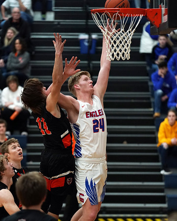 LB Boys Basketball vs Coldwater DIII Sectional Semis (2020-02-28)