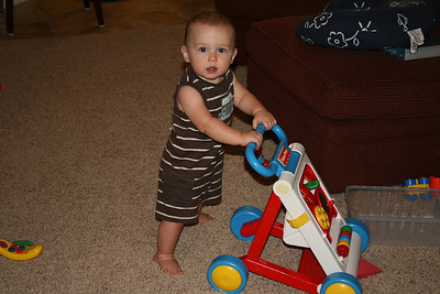 Cody Playing - August 2010