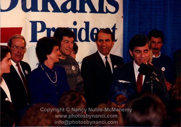 Dukakis Campaign