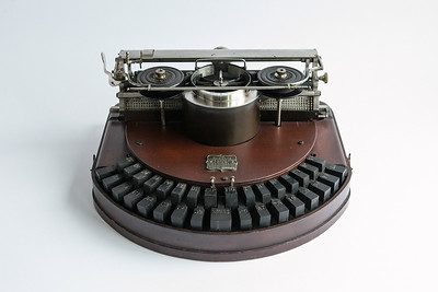 Antikey Chop (Typewriters)