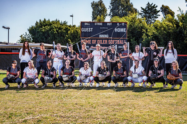Huntington Beach Softball