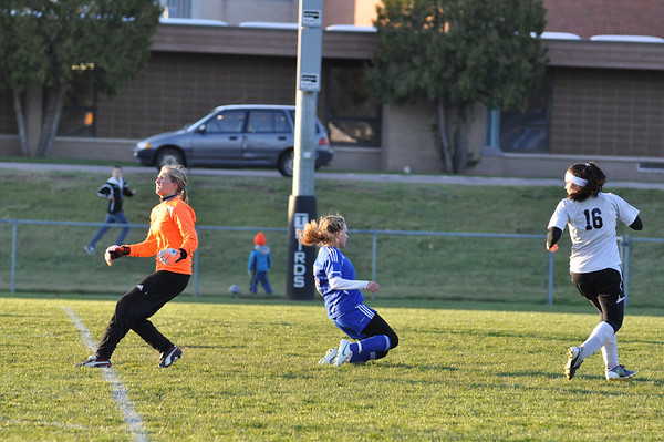 Soccer vs. Pines