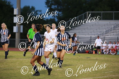 Girls Soccer vs SCHS