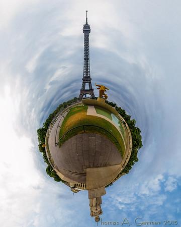 Jardins du Trocadéro I