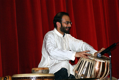 Asia Project - Indian Percussion by Rohin Khemani