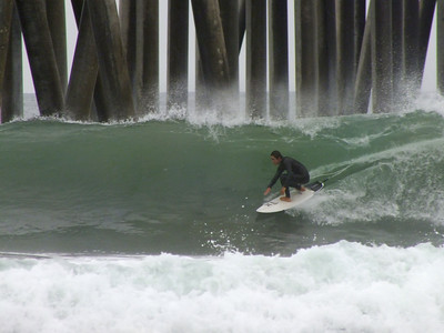 10/22/20 * DAILY SURFING PHOTOS * H.B. PIER