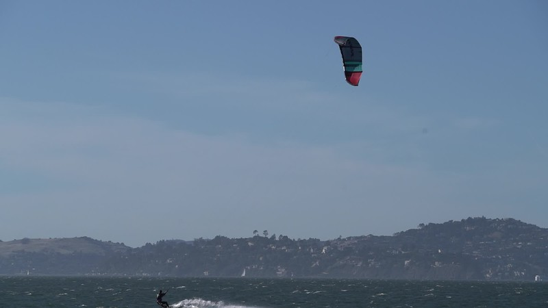 Kiteboarding - video - raw - MP4