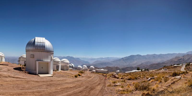 Telescope Panorama!