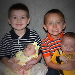 Terryn, Austin, Chloe & Izac