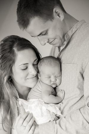 Newborn Bernadette