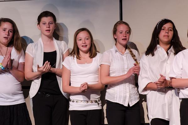 2012 Mary Honor Choir