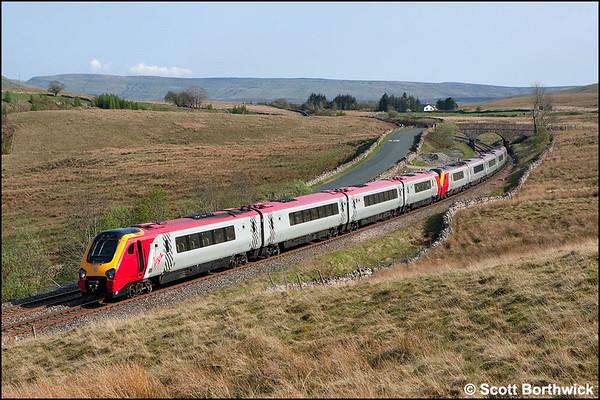 Class 220 (Voyager): Virgin Trains